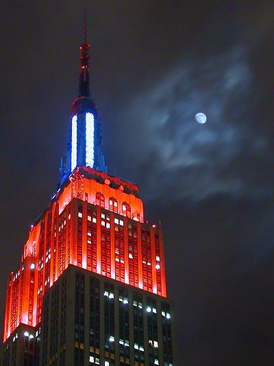 The Empire State Building New York Art Deco Pinterest