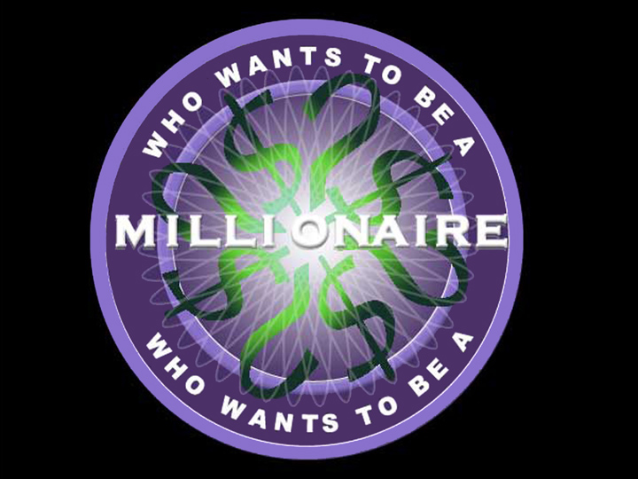 Millionaire Powerpoint Template