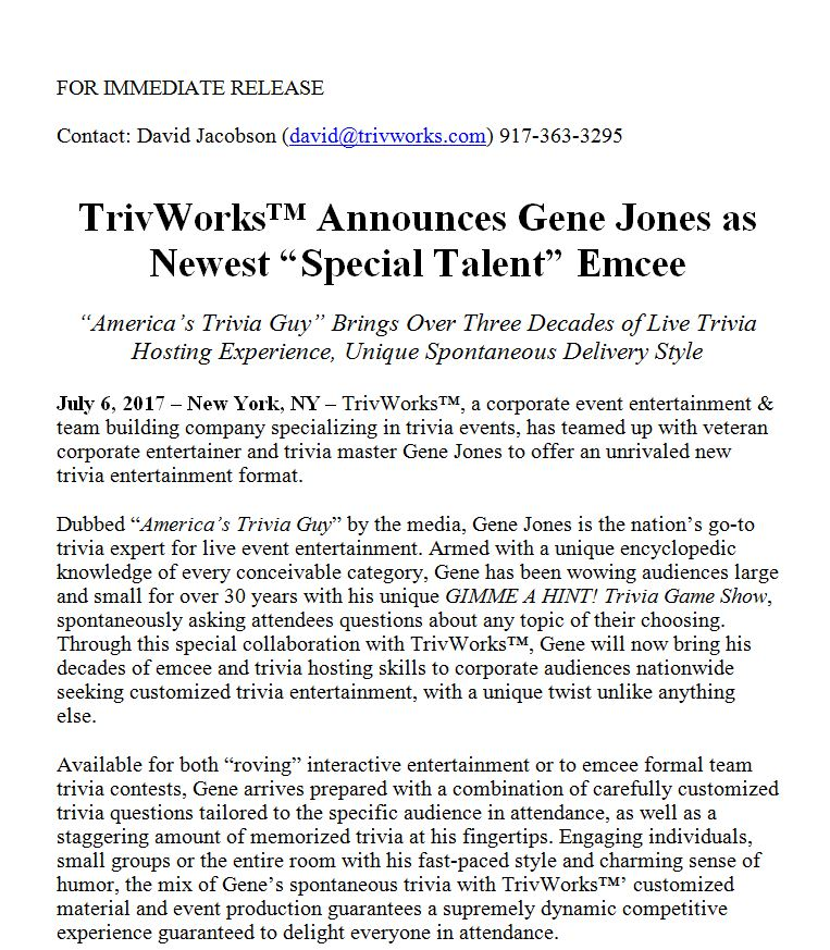 Gene.Jones.TrivWorks.Release.1JPG